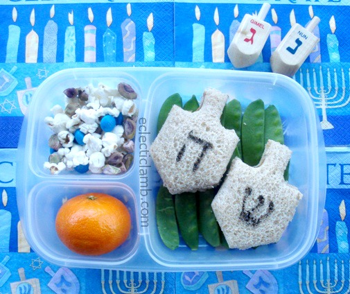 Dreidel Lunch