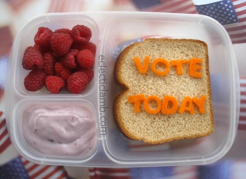 Election Day Lunch