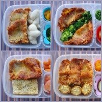 4 Ways with Leftover Lasagna for Lunch