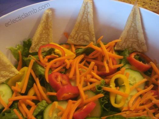 Paris Salad