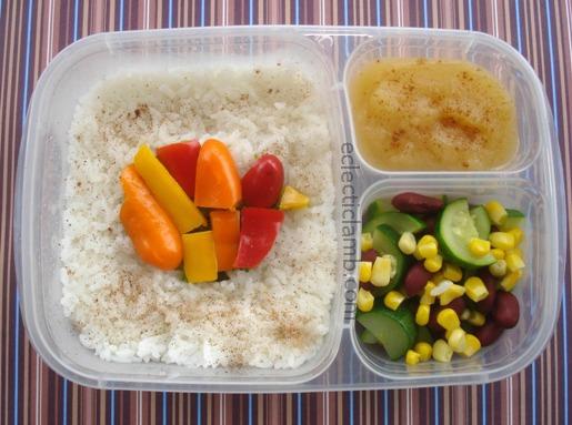 Turkey Themed Lunch