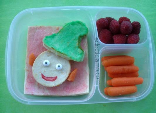 Elf Lunch