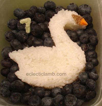 Rice Swan