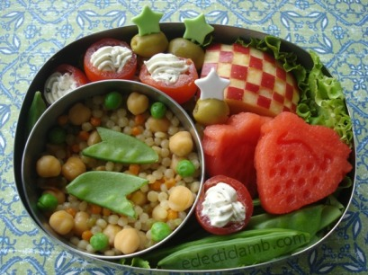 Reader Influenced  Bento