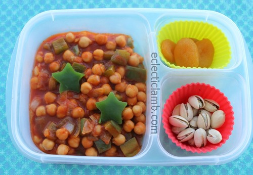 Spanish Garbanzo Beans