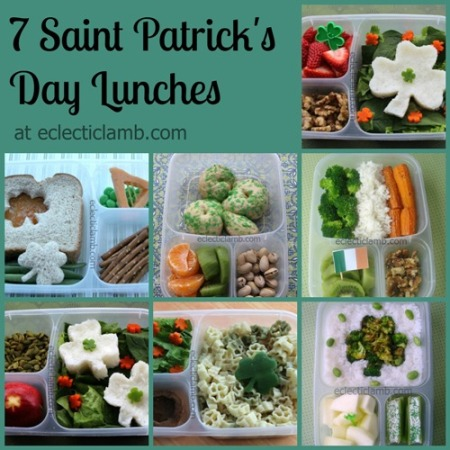 7 St Patricks Day lunches