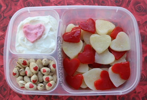 Heart Potato Salad
