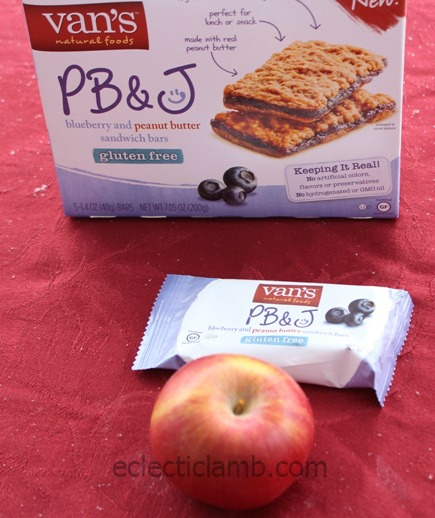 Vans PBJ and apple