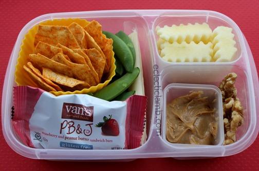 Vans PBJ and Chips Bento