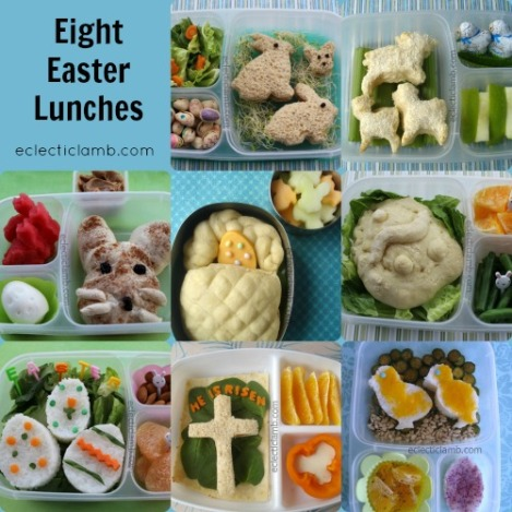 8 Easter Lunches