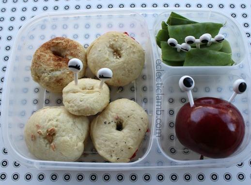 Kid Made Eyeball Lunch