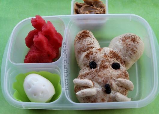 Rabbit Bread Lunch