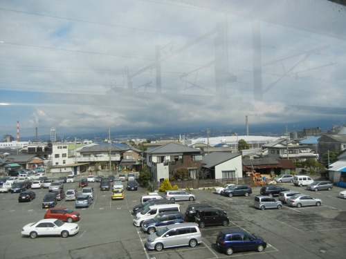 Shin-Fuji Station No Fuji