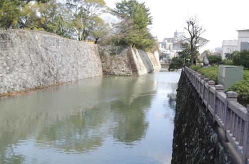 Shizuoka near Tokugawa Park
