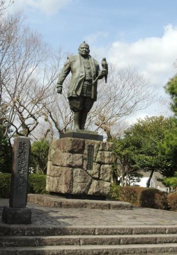 Tokugawa Statue