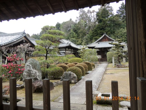 Buddhist Residence in Nara