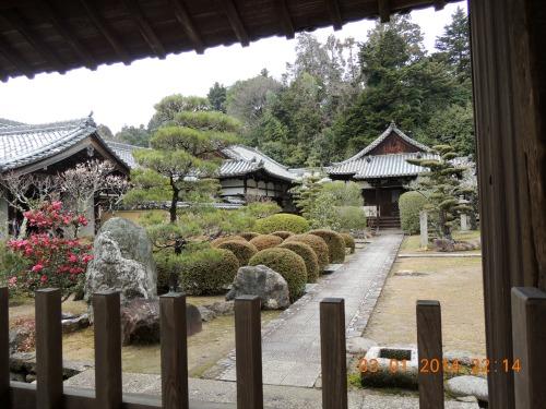 Buddhist Residence in Nara