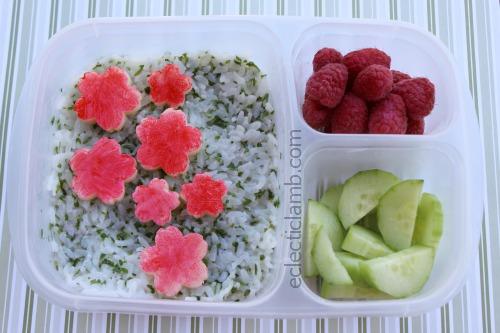 Cherry Blossom Lunch