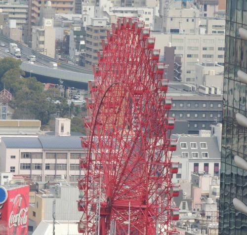 Ferris Wheel Osaka