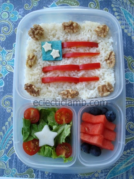 Flag Day Lunch