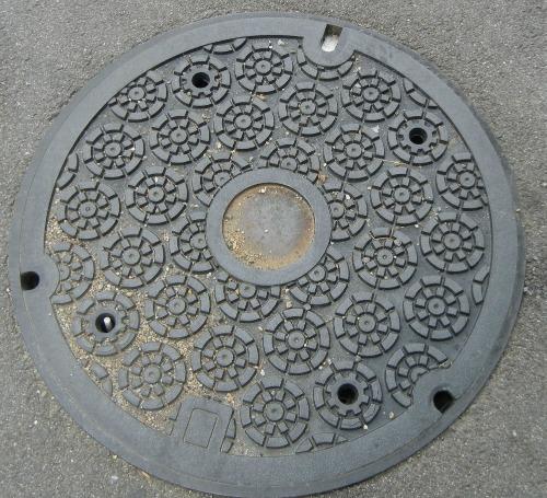 Manhole Cover Kyoto