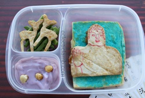 Buddha lunch