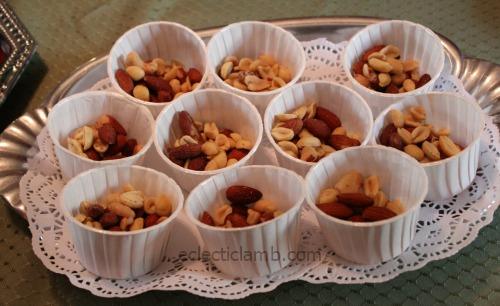 Nut Cups