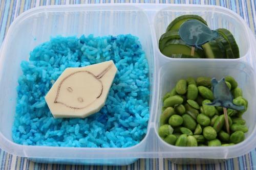 Osaka Aquarium Lunch