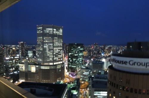 Osaka Night