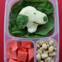 Potato Snoopy Bento