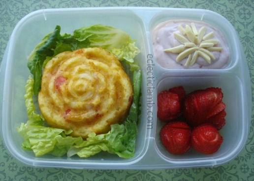 Rose Bento Lunch