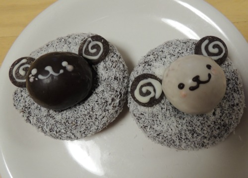 Sheep Themed Donuts