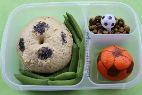 Soccer Bagel Lunch