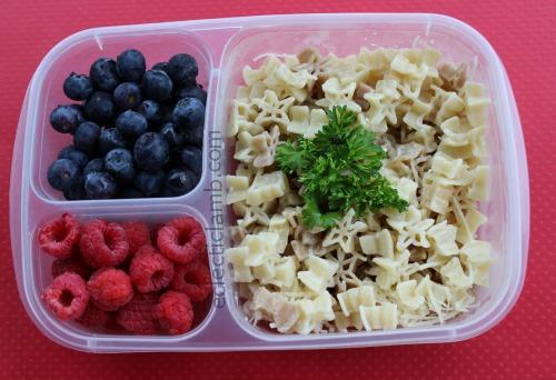 Star Pasta Lunch