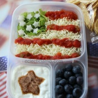 14 Fourth of July Themed Meals