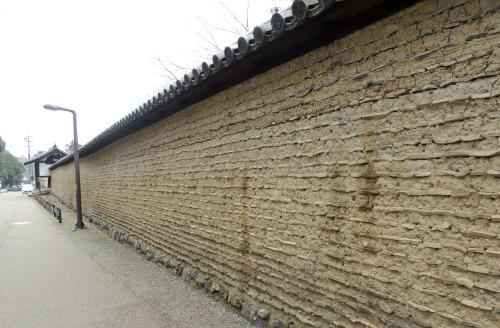 Wall in Nara