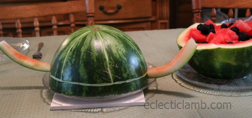 Viking Hat Watermelon