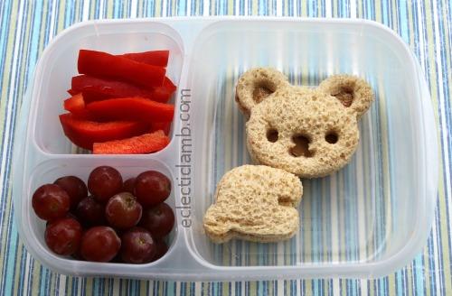Cuddle Palz Bear Lunch