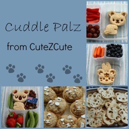Cuddle Palz Collage