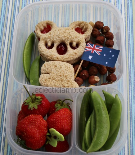 Cuddle Palz Koala Lunch