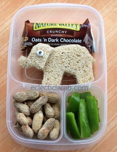Elephant Sandwich Lunch
