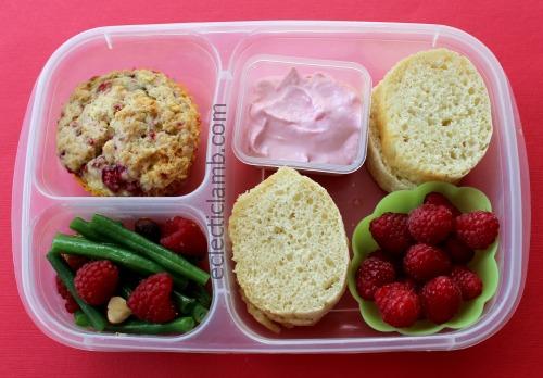 Featured Ingredient Raspberry Lunch