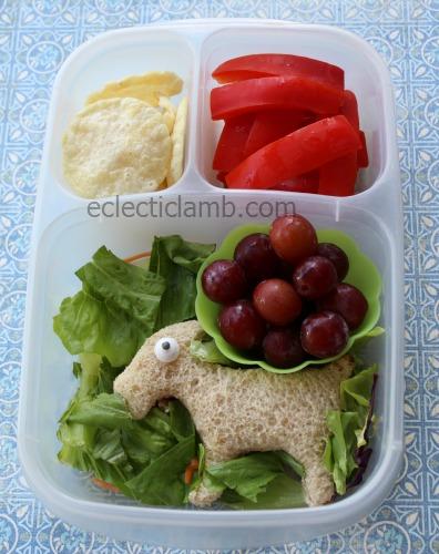 Goat Sandwich Lunch