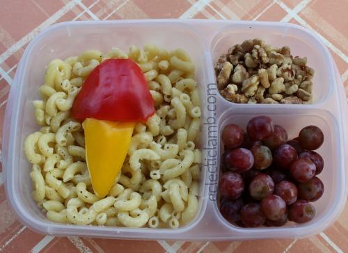 Pasta Ice Cream Pepper Lunch