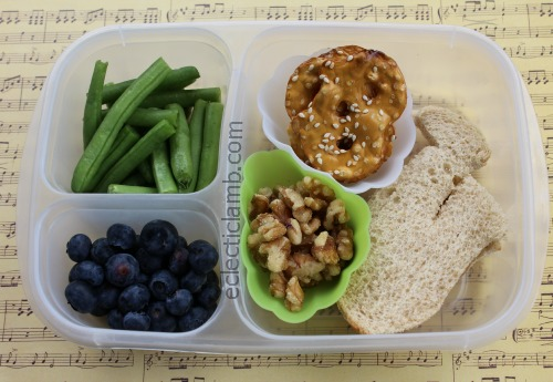Saxophone Sandwich Lunch