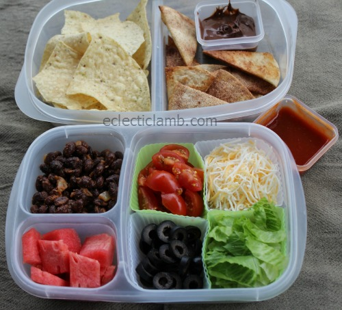 Taco Salad Lunch