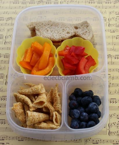 Trumpet Sandwich Lunch