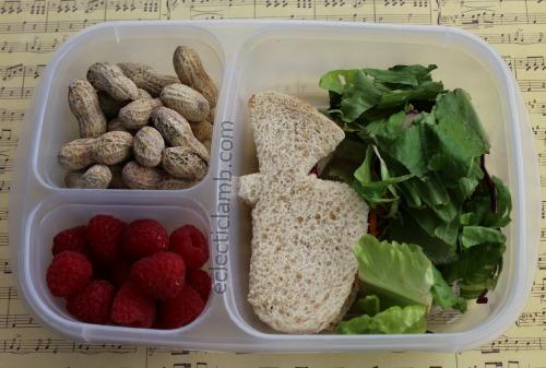 Tuba Sandwich Lunch