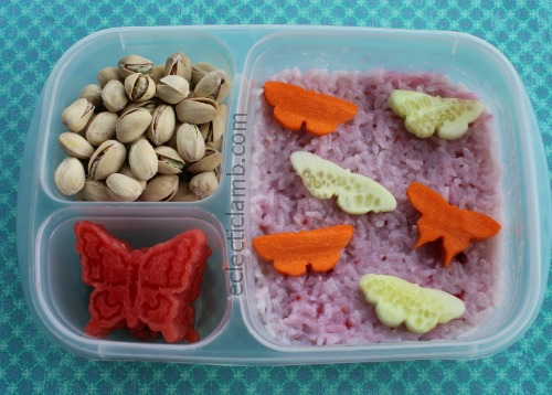 Butterfly Berry Rice