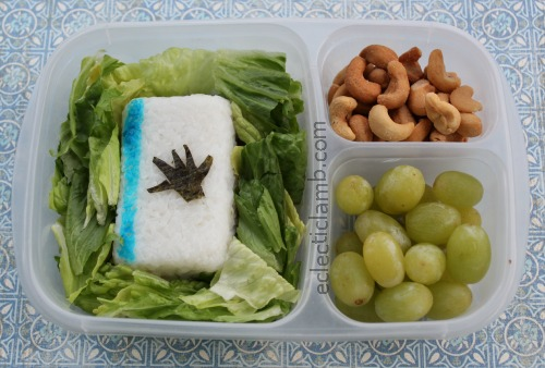 Hit the Books Bento Lunch